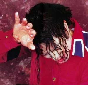 MJ grieving
