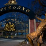 Neverland in its heday gate